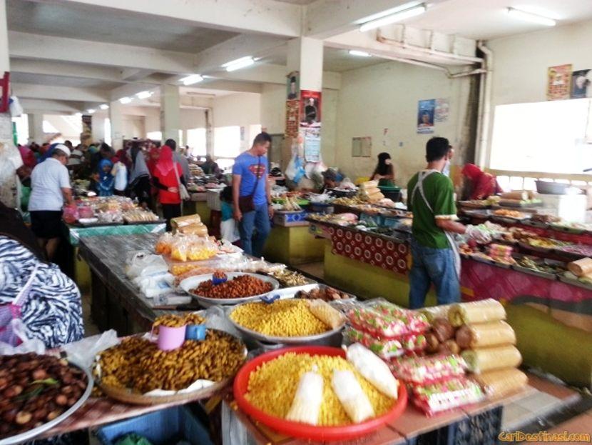 beli belah di pasar siti khadijah