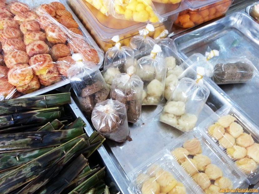 makanan tradisional pasar kb