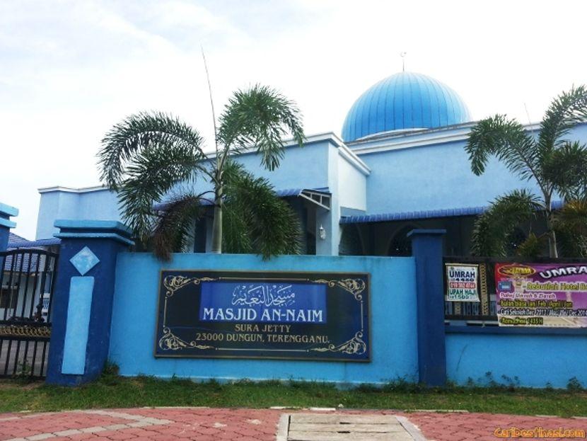 masjid ann naim dungun