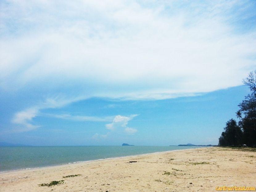 pantai menarik di kelantan pcb