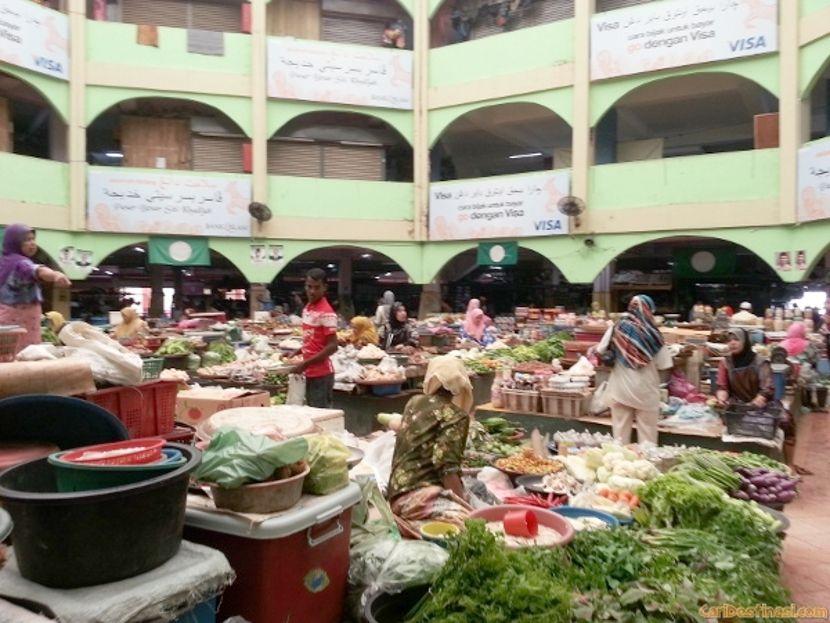 pasar siti khadijah kelantan