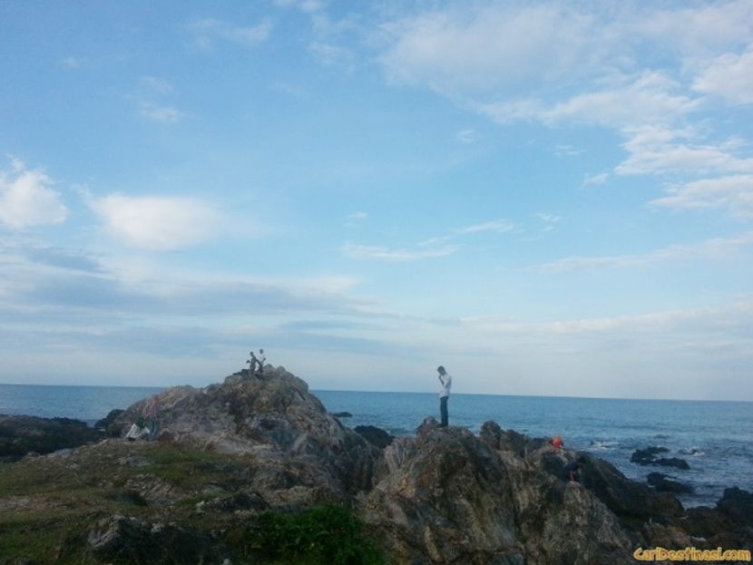 pemandangan pantai pandak terengganu