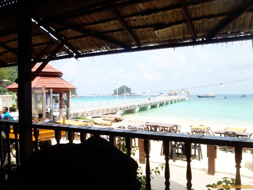 tempat best honeymon island