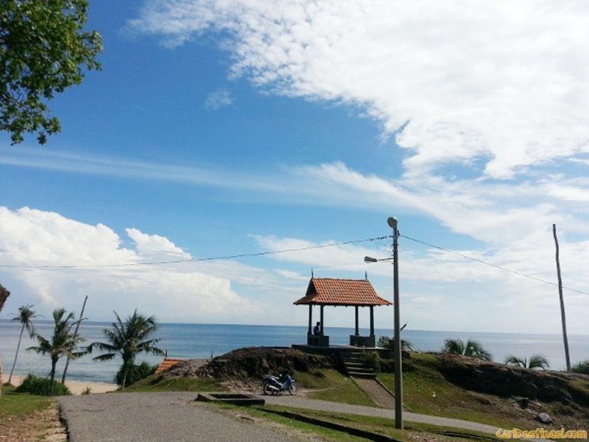 tempat lepak pantai bidara
