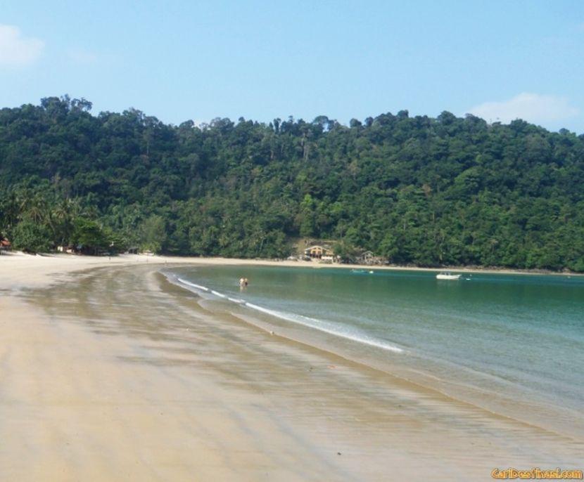tempat menarik pantai pulau