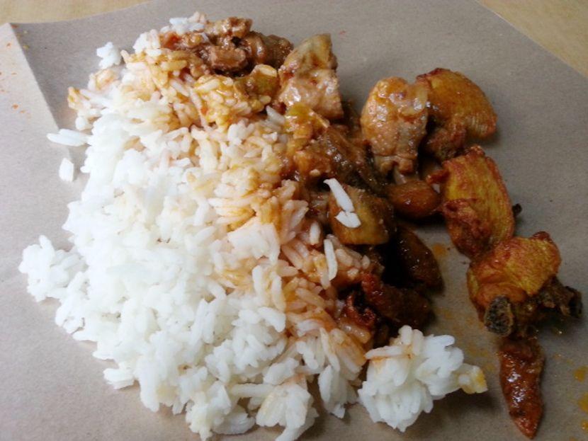 kedai makan sedap mek wok