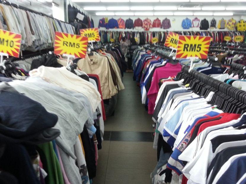 kedai bundle murah ampang