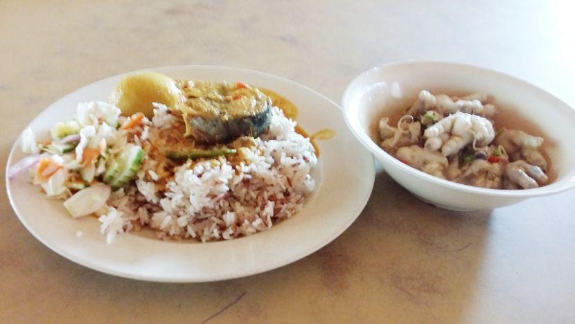 masakan kelantan makan pagi kl