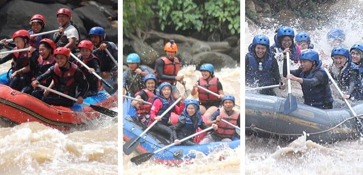 white water rafting kota kinabalu