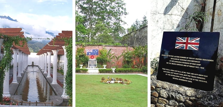 kundasang war memorial park