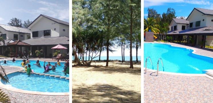 kemaman sands resort terengganu