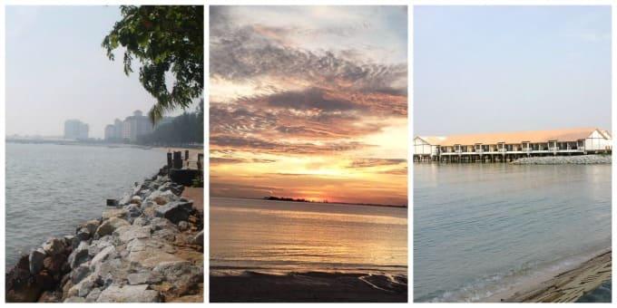 pantai menarik di port dickson