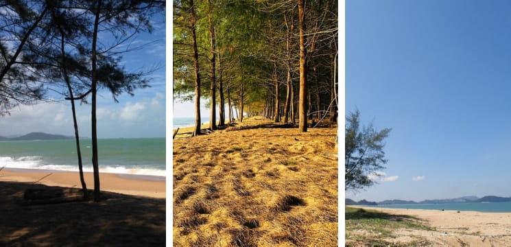 pantai menarik kemaman terengganu