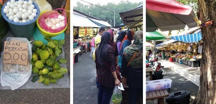 pasar besar kemaman terengganu