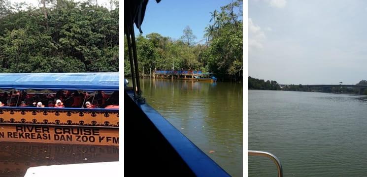 river cruise di kemaman terengganu