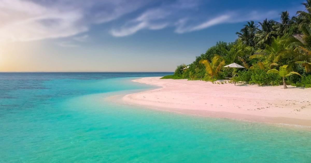 1060+ gambar pemandangan pantai yang mudah HD Terbaik