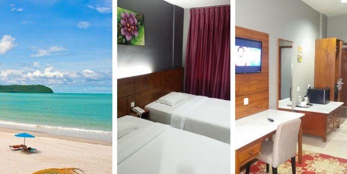 hotel murah dekat pantai langkawi