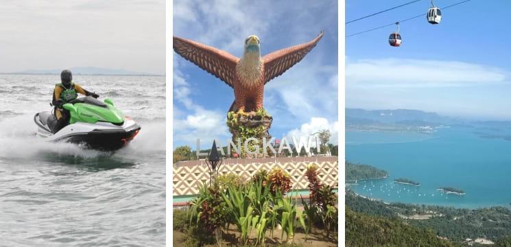 pulau langkawi kedah tourism