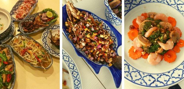 medina thai palace restaurant alor setar