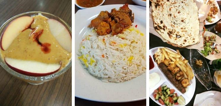 restoran nasi arab dallah kuantan