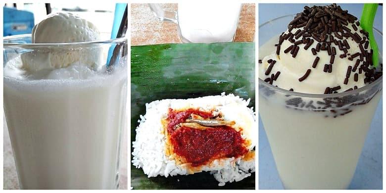 coconut shake sedap melaka alai