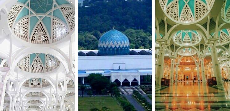 masjid jamek kuching sarawak