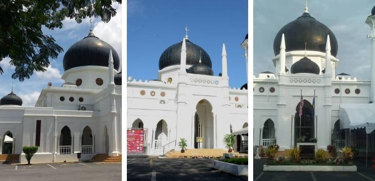 masjid menarik di perlis alwi