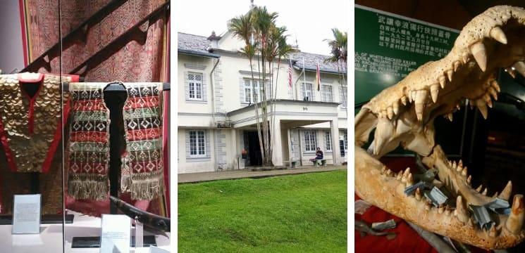 muzium sarawak kuching