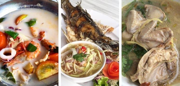 restoran bangkok tomyam penang