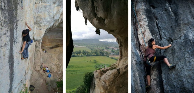 bukit keteri perlis climbing