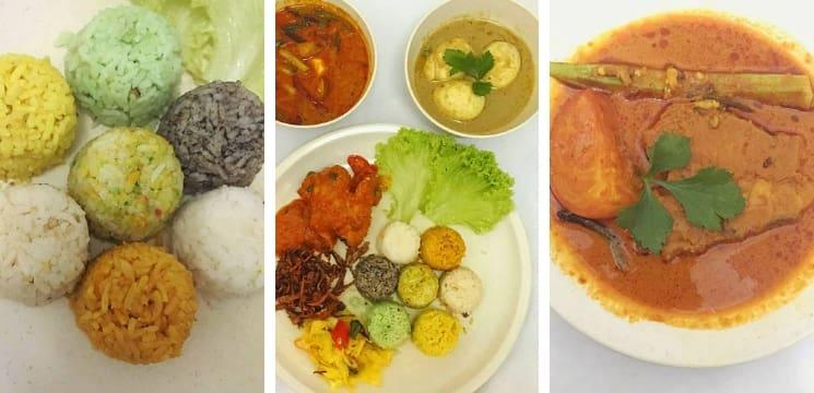 restoran nasi 7 benua penang