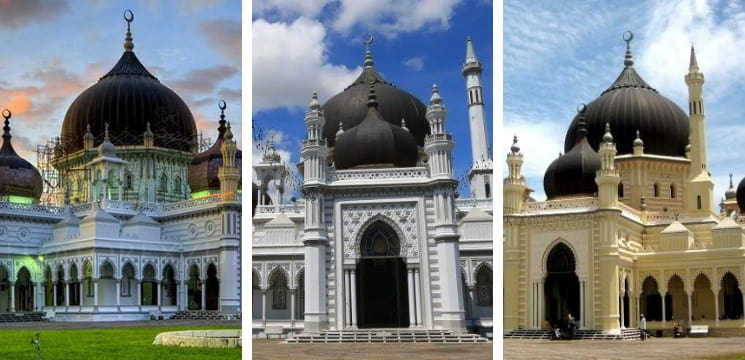 masjid zahir alor setar kedah