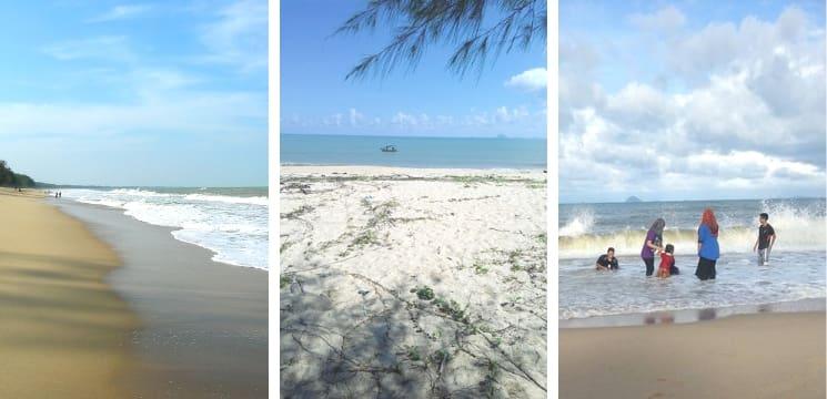 pantai bisikan bayu kelantan