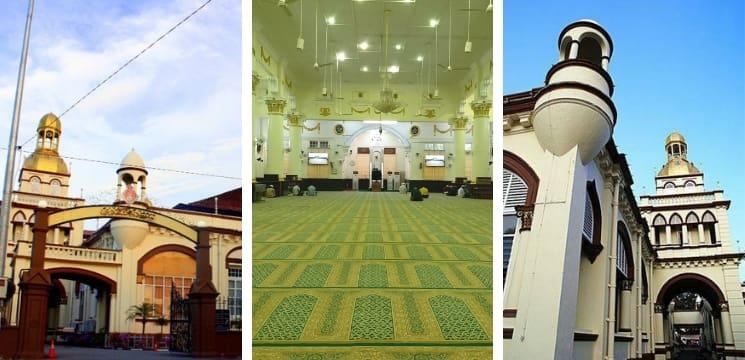 masjid muhammadi kelantan menarik