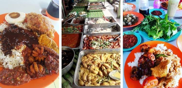 kedai makan melayu popular penang
