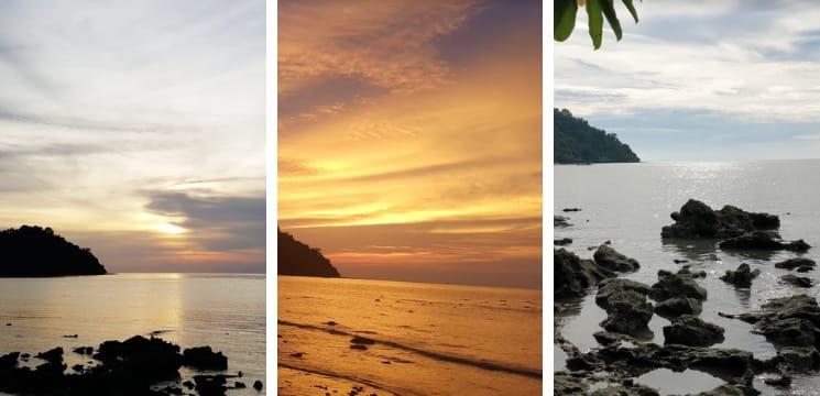 pantai pulau sayap kedah