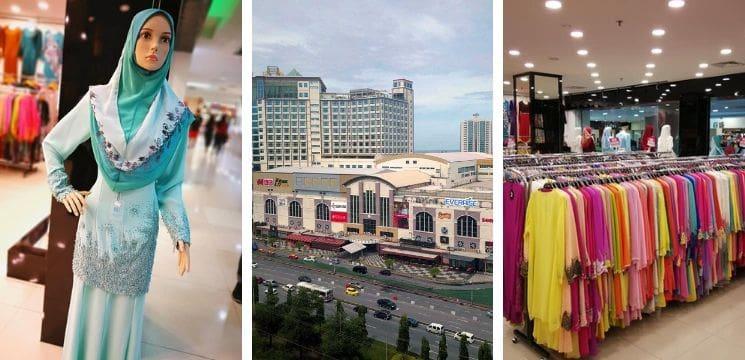pusat membeli belah di Miri