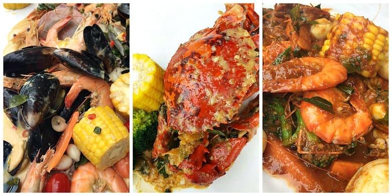 cengkerang seafood jumble restaurant malacca