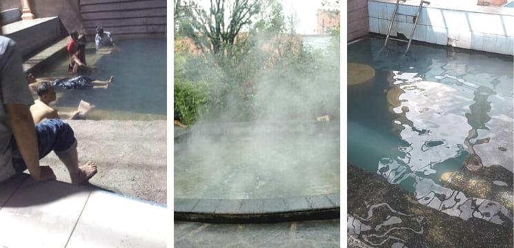 kolam air panas tok bok