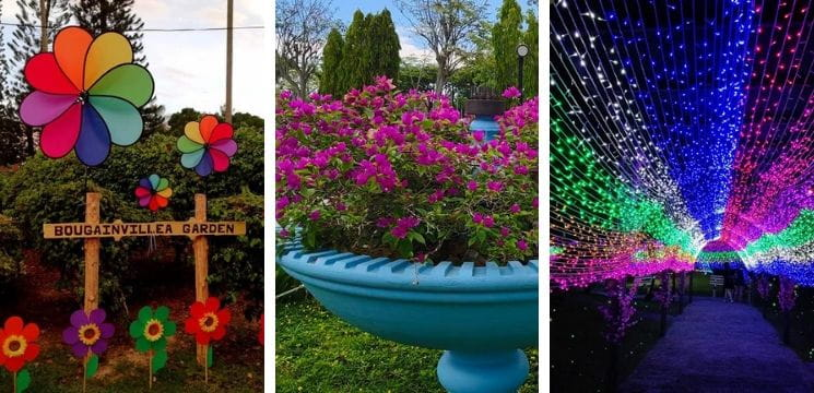 taman bunga miri sarawak