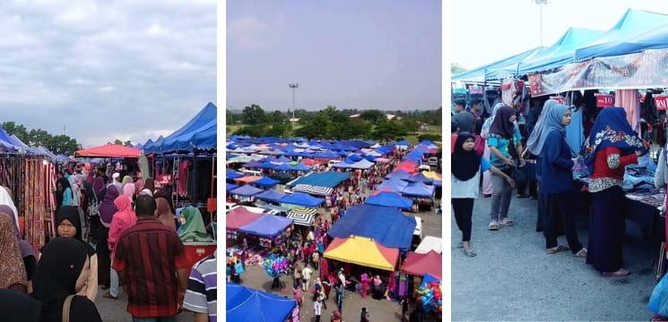 pasar kemboja pendang kedah