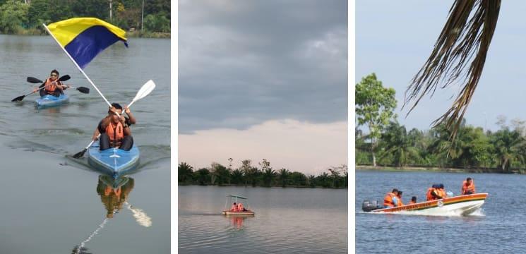 pendang lake resort kedah