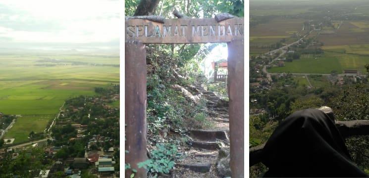 Taman Rekreasi Gunung Keriang kedah