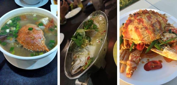 restoran sara thai kitchen kuantan