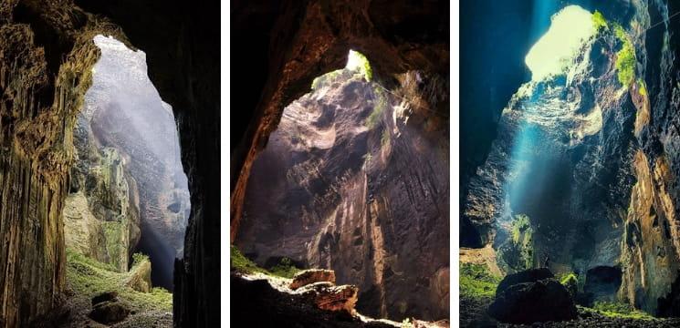 gua gomantong sandakan sabah menarik