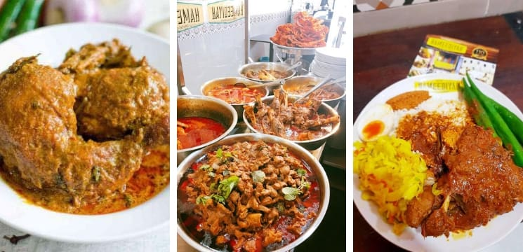 restoran hameedeyah nasi kandar penang