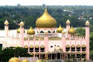 Masjid Kuching sarawak