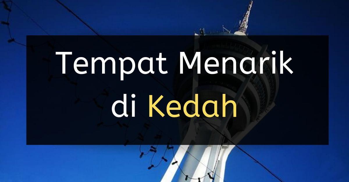 Tempat dating paras di Kedah