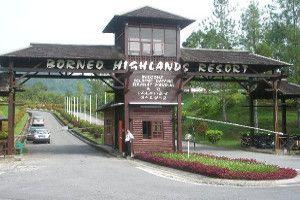 borneo highland kuching