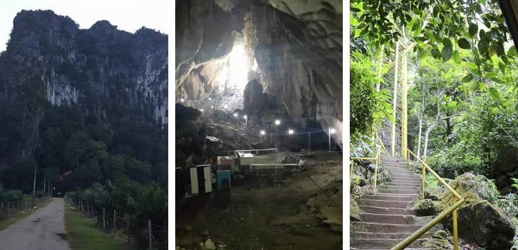 gua yang menarik di kuantan pahang
